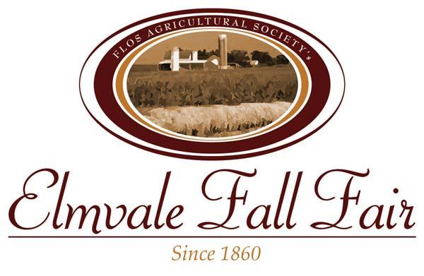 Flos Agricultural Society and Elmvale Fall Fair Crest