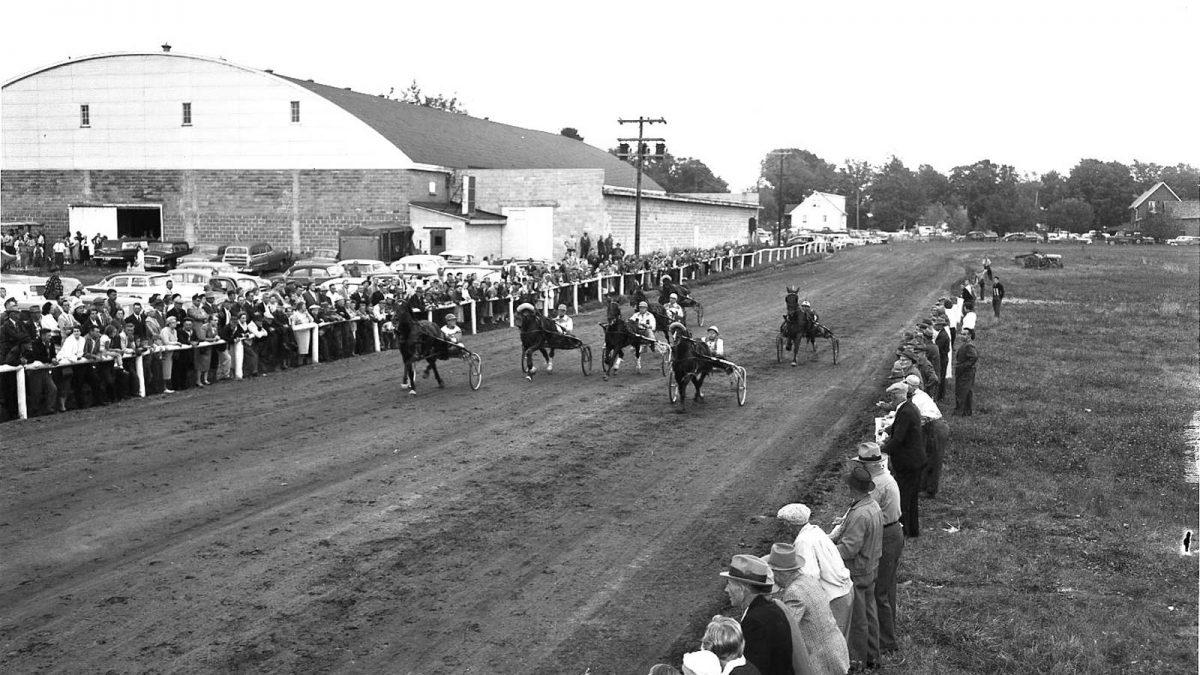 Elmvale Fall Fair 1960