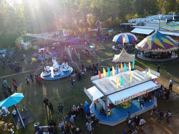 Midway at Elmvale Fall Fair