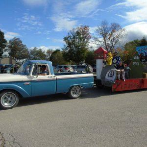 Parade at Elmvale Fall Fair