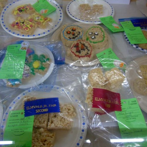 Rice treats at Elmvale Fall Fair competitions