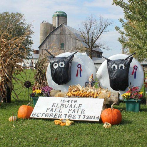 Roadside Decorating Contest at Elmvale Fall Fair